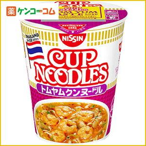 【ケース販売】日清 カップヌードル トムヤムクンヌードル 75g×12個/カップヌードル/カップラ...