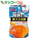 液体ブルーレットおくだけ 除菌EX スーパーオレンジの香り 無色の水 つけ替用