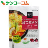 徳山物産 純豆腐(スンドゥブ)チゲの素 250g[徳山物産 鍋の素]