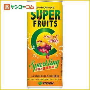 【ケース販売】スーパーフルーツC スパークリング 250ml×30本/炭酸飲料(スパークリング)/送料...