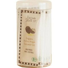有機ココナッツオイル(ポーション) 80g(5g×16個)/Brown Sugar 1st(ブラウンシュガーファースト...