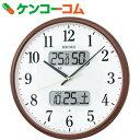 セイコー 電波掛時計 KX383B【送料無料】