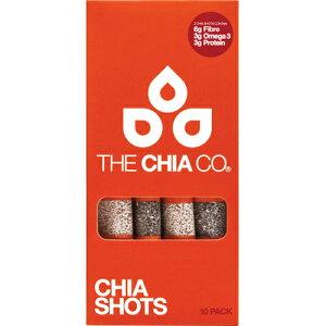 THE CHIA CO チアシード ショット 8g×10袋/THE CHIA CO/チアシード/税込2052円以上送料無料THE...