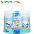 アイクレオのフォローアップミルク 820g×2缶セット(スティックタイプ5本付)[アイクレオ フォローアップミルク(粉末)]【12_k】【送料無料】