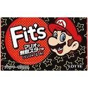 【ケース販売】ロッテ フィッツ マリオの無敵スター味(ジンジャーエール) 12枚×10個/Fit's...