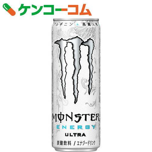 モンスター ウルトラ 355ml×24本[エナジードリンク モンスターエナジージャパン]【送料無料】