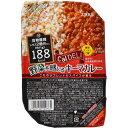 CalDELI 野菜を感じるキーマカレー 200g/大塚食品/カロリーコントロール食/税抜1900円以上送料...