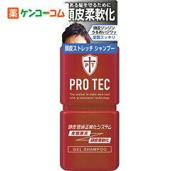PRO TEC(プロテク) 頭皮ストレッチ シャンプー ポンプ 300g/PRO TEC(プロテク)/薬用シャンプー ...