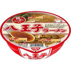 日清 麺ニッポン 八王子ラーメン 111g×12個[日清 しょうゆラーメン]【送料無料】