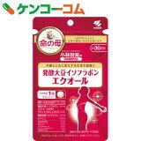 小林製薬の栄養補助食品 命の母 発酵大豆イソフラボン エクオール 30粒