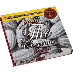 明治 The Chocolate 香るカカオ 52g×10個[明治 チョコレート]【送料無料】
