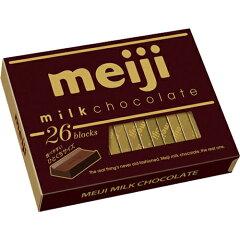 明治 ミルクチョコレートBOX 120g×6個[明治チョコレート ミルクチョコレート]