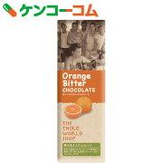 ショップ オレンジビター フェアトレードチョコレート