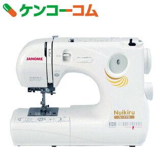 ジャノメ2wayコンパクト電子ミシンNuikiruN778