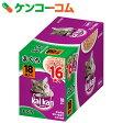 カルカンパウチ やわらかゼリー仕立て まぐろ 18歳から 70g×16袋入[カルカン 猫缶・レトルト(高齢猫・シニア用)]