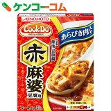 Cook Do あらびき肉入り赤麻婆豆腐用 辛味・刺激レベル4 3-4人前