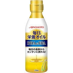 味の素 毎日栄養オイル DHA&EPA 250g[味の素 健康オイル]