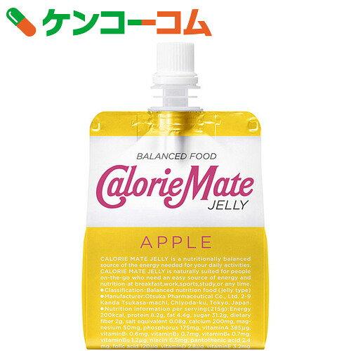 カロリーメイト ゼリー アップル味 215g×6個×4セット[カロリーメイト ゼリー飲料(バランス栄養食品)]【送料無料】
