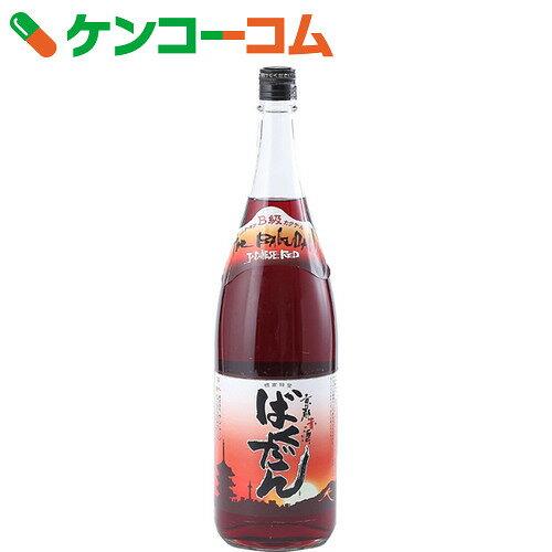 サンムーン 京都赤酒 ばくだん 1800ml[サンムーン カクテルボール]【送料無料】