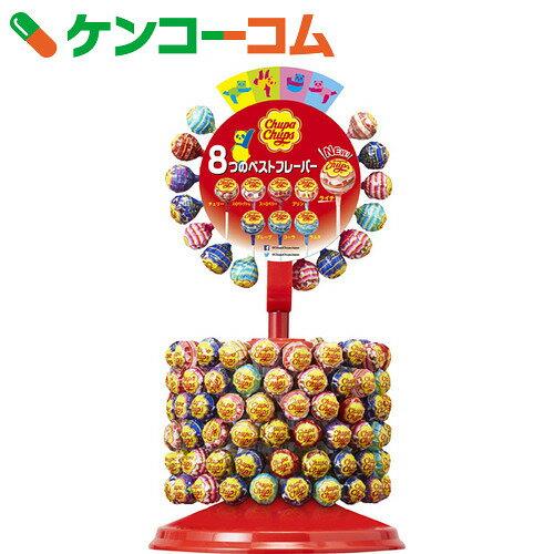【数量限定】チュッパホイールセット 135本[チュッパチャップス 棒付きキャンディー]【送料無料】