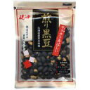 ★特価★ ふじっ子 煎り黒豆(北海道産黒豆使用) 60g[ふじっ子 いり豆]