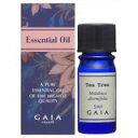 「GAIA ティートリー 5ml」ティートゥリーの葉から水蒸気蒸留法で抽出したエッセンシャルオイ...