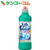 除菌洗浄トイレハイター 500ml[ケンコーコム ハイター 洗剤 トイレ用 花王]【ko11td】【kao1610T】