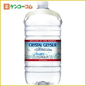クリスタルガイザー ミネラルウォーター ガロンサイズ 3.78L×6本入り(正規輸入品)/クリスタル...