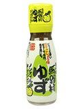「高知県馬路村 ゆずドレッシング ゆずこしょう味 150m」ピリッと辛いゆずこしょう味に仕上げ...