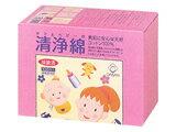★特価★ 「ママとベビーの清浄綿100包」個別包装した衛生的な品質で安心してお使いいただけま...