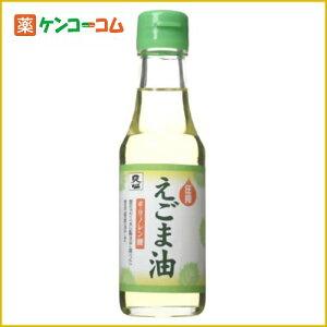 ムソー 圧搾 えごま油 無添加 140g[しそ油(食用油)]