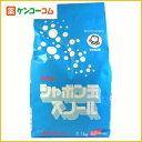シャボン玉 スノール 紙袋 2.1kg(無添加石鹸)/シャボン玉スノール/環境洗剤(エコ洗剤) 衣類用/...