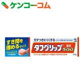 タフグリップ 透明 65g[タフグリップ 入れ歯安定剤]