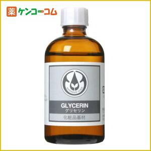 生活の木 グリセリン 100ml[生活の木 グリセリン(化粧品用)]