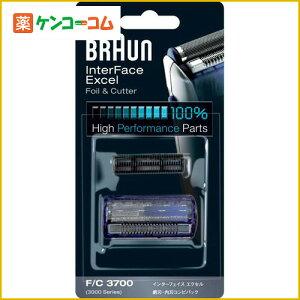 ブラウン シェーバー 替刃(網刃+内刃セット) F/C3700/ブラウン(BRAUN)/ブラウン電動シェーバー...