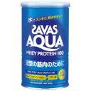ザバス(SAVAS) アクア ホエイプロテイン100 グレープフルーツ風味 360g/ザバス(SAVAS)/ホエイ ...