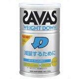ザバス(SAVAS) ウェイトダウン ヨーグルト風味 360g[明治 ザバス プロテイン]