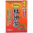 ★特価★ 「ユーワ 杜仲茶100% 2g*40包」杜仲葉を100%使用した健康茶です。ユーワ 杜仲茶100% ...