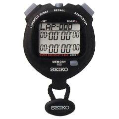 セイコー デジタルストップウォッチ スタンダード ブラック SVAE101/SEIKO(セイコー)/ストップ...