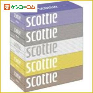 スコッティティッシュ 200組×5箱/スコッティ/ティッシュペーパー/税込\1980以上送料無料スコッ...