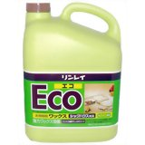 【送料無料】「リンレイ ECO床用樹脂ワックス 4L」大切な床をキズ・シミ・汚れから守り、美しい...