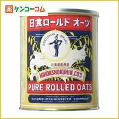 日食 ロールドオーツ(北海道産燕麦使用) 350g/日食/オートミール/税抜1900円以上送料無料日食 ...