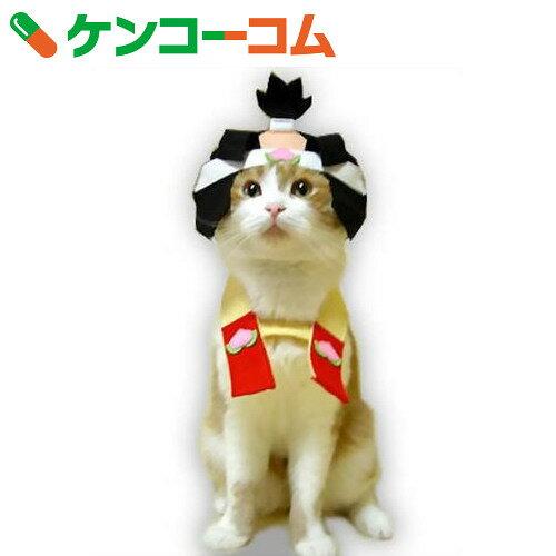 アッというまの桃太郎にゃん[キャットプリン 猫服・コスプレ]【送料無料】