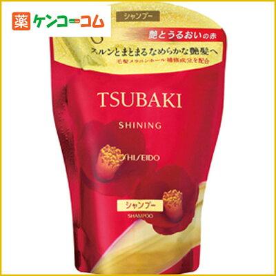 TSUBAKI(ツバキ) シャイニングシャンプー つめかえ用 400ml/TSUBAKI(ツバキ)/椿油シャンプー/税...