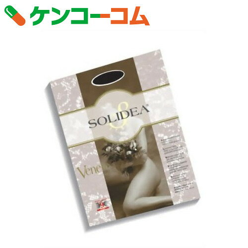 SOLIDEA(ソリディア) 加圧パンティストッキング VENERE 70デニール ブラック L[SOLIDEA(ソリディア) シェイプアップパンツ]【送料無料】