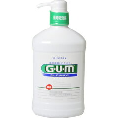 GUM(ガム) 薬用 デンタルリンス レギュラータイプ 960ml/GUM(ガム)/液体歯磨き/税込\1980以上送...