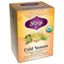 「YOGI TEA コールドシーズン」ヨギ・ティーのハーブブレンドティー。寒い季節におすすめした...
