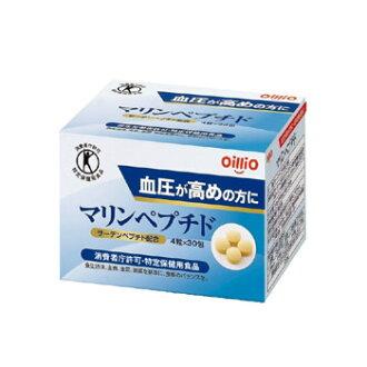 Nisshin oillio marine peptide follicle 30 specific health food upup7