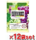 マンナンライフ 蒟蒻畑 ぶどう味 25g x 12個入x12袋 (蒟蒻ゼリー こんにゃくゼリー)