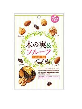 共立食品 木の実&フルーツ(トレイルミックス) 120g